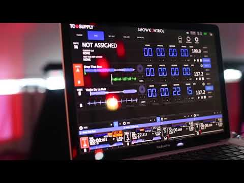 GrandVJ Timecode Tutorial with Pioneer CDJ decks and ShowKontrol LIVE