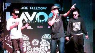 HAVOC - Joe Flizzow Feat Altimet & SonaOne