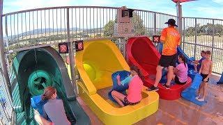 Proslide Racer Water Slide at Funfields