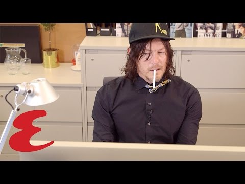 Norman Reedus | The Esquire Intern