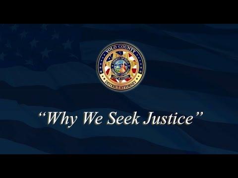 Why We Seek Justice - Meet Deputy District Attorney Diane Ortiz