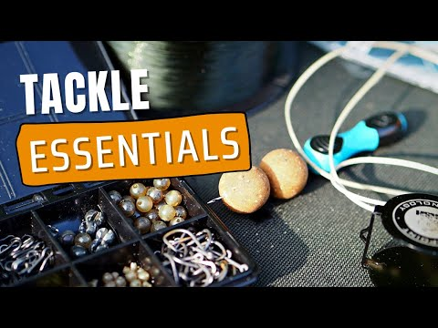 Carp Fishing: My Tackle Box Essentials & Best Hooks And Hooklinks