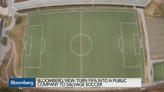 A `Public` Fix to Salvage FIFA's Future: Mark Gilbert