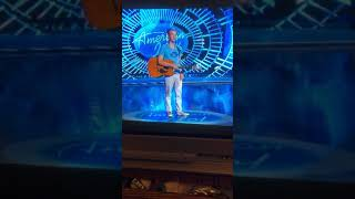 1st kiss by Katie Perry American idol
