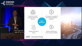 SDC 2017 Session: How We Empower Software and Services Startups to Achieve Their Next Level Funding