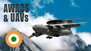 List Of AWACS and UAV's Used By Indian Defence Forces