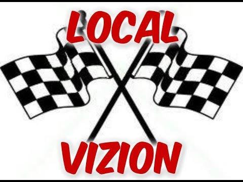 Shiverfest Modifed Heat 1 Lee County Speedway 10/25/14