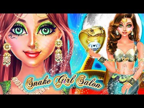 Snake Girl Salon - Naagin Magical Adventure Game - Apps on Google
