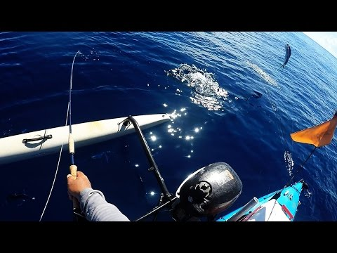 Key West Kayak Fishing - Fly Fishing For Tuna/Mahi Mahi