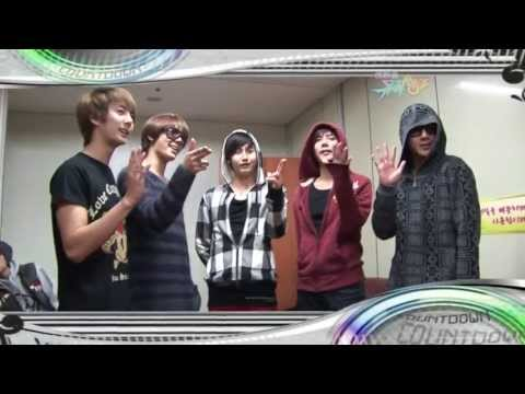 SS501 Love Like This Comeback Performance on usc B@nk 091030