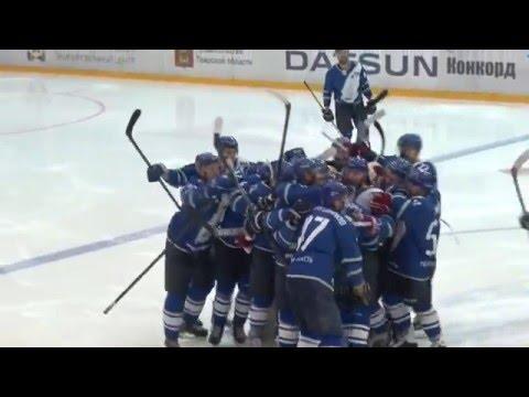 Сюжет по итогам матча №2 1/4 плей-офф ТХК - Динамо