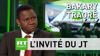 Mali : «Tout laisse croire que ce sont des actions de groupes terroristes» pour Bakary Traoré