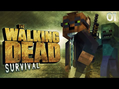 Minecraft mods the crafting dead mod pack new series for The crafting dead ep 1