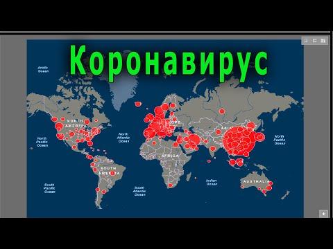 Коронавирус пошёл по миру 2020. В каких странах зафиксирован Коронавирус. В России, Европе.