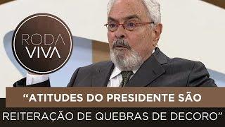 José Carlos Dias Fala Sobre Postura De Jair Bolsonaro