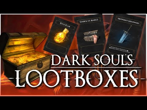 Dark Souls Gets Loot Boxes
