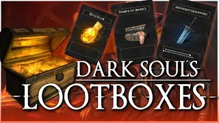 Dark Souls Gets Loot Boxes