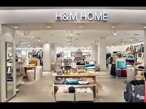 Hm Home Quick Store Walkthrough Toronto Eaton Centre March 2016