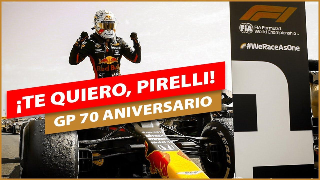 MIS APUNTES DEL GP 70 ANIVERSARIO | F1 2020