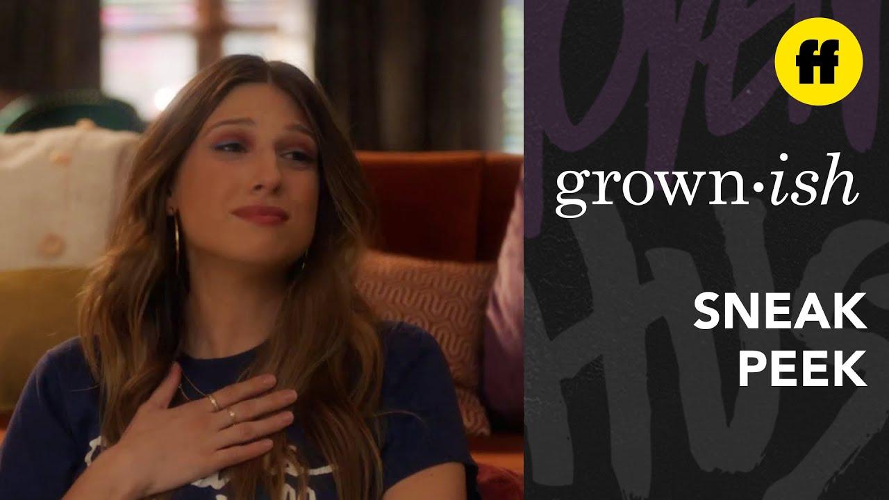Download grown-ish Season 3, Episode 14 | Sneak Peek: The Girls Welcome Back Nomi | Freeform
