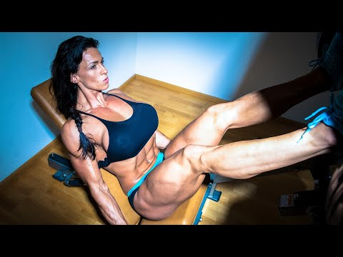 Leg Training | Bodybuilding | Cindy Landolt | Centurion Club
