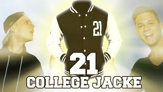 21 COLLEGE JACKE ?!