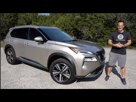 Is the 2021 Nissan Rogue the BEST new SUV to BUY?