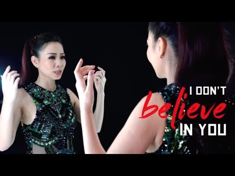 I Don't Believe -Thu Minh  [Official Lyrics MV]