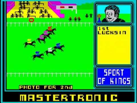 The Sport Of Kings (video 1) (ZX Spectrum)