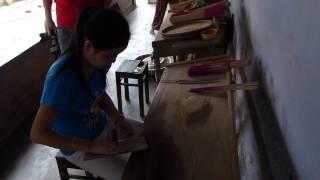 Making incenses