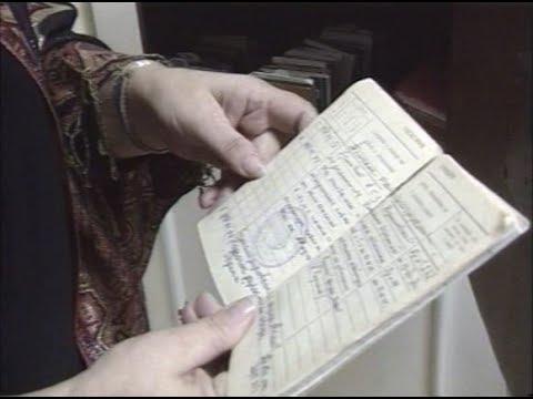 Трудовые книжки отправляют на пенсию. Архив ТВ2. 2006 г.