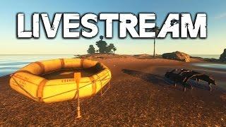► Stranded Deep Livestream Záznam | #7 | Špeciál k 100 000 Mastičom