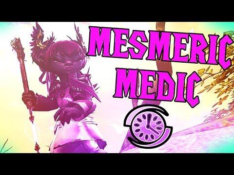 "Guild Wars 2 - ""Mesmeric Medic"" Chrono Healing Build l Gameplay 2019 l thumbnail"