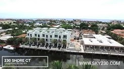 SKY 230 - New Town-Homes for Sale in Lauderdale By The Sea FL
