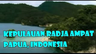 Wisata Indonesia : Kepulauan Radja Ampat Papua Indonesia, Mopon ID