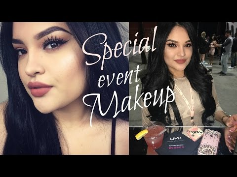My GO-TO Special Event Makeup: GRWM