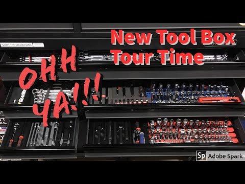 Brand New Tool Box TOUR