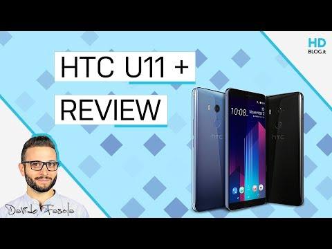 RECENSIONE HTC U11+ è il TOP più COMPLETO ed EQUILIBRATO?