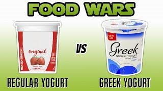 The Difference Between Greek Yogurt And Regular Yogurt (3 WAYS TO PICK)   LiveLeanTV