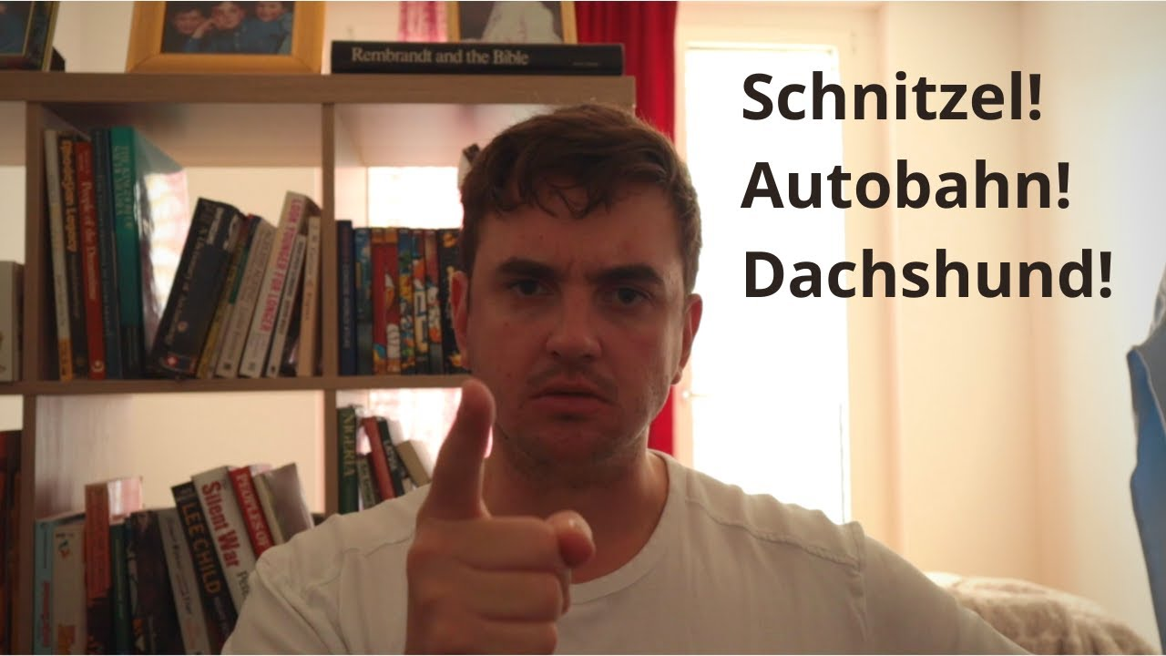 How to Pronounce German Words