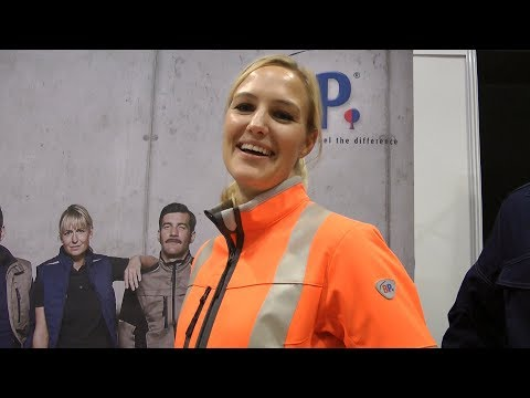bahn manager Video - BUSINESSTALK (5): LAT/BP. Sicherheitsjacken in Damenfasson
