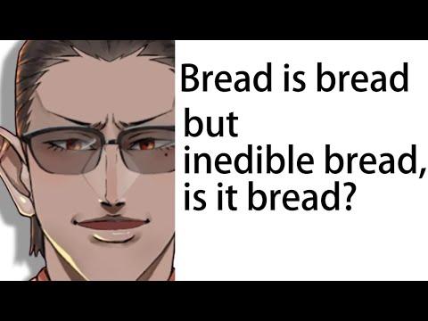 [Eng Sub]Bread is bread, but inedible bread... is it bread? [Gwelu Os Gar]