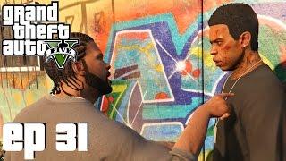 Grand Theft Auto 5 Parte 31 - Resgatando Lamar (PC Gameplay em Português) - Sem Comentários