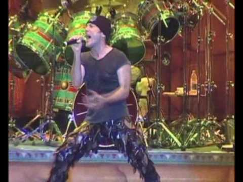 Iron Maiden Wasted Years Live 2008 [High Quality]