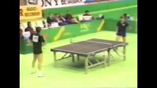 Table Tennis EC 1978-1980 (3)St.Bengtsson-P.Stellwaag W.Lieck-Ulf Thorsell-E.Hüging