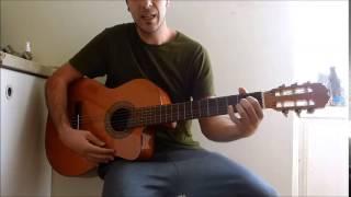 el muelle de san blas mana video tutorial guitarra