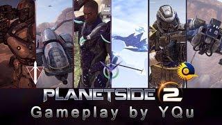 PlanetSide 2 - GTX 750 Ti Max Settings at 720p [HD]