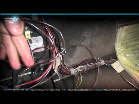 Pinball Mods # 35 : Shaker Motor Install : Metallica LE (SAM System)