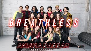 Breathless | Anisha Babbar Choreography | Amit Patel Dance Project | ONE TAKE Video