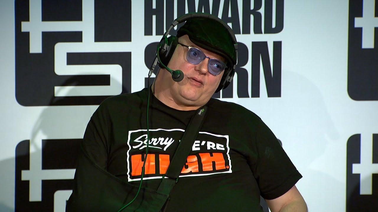 Jeff the Drunk Complains About Howard Ignoring His Calls to the Stern Show